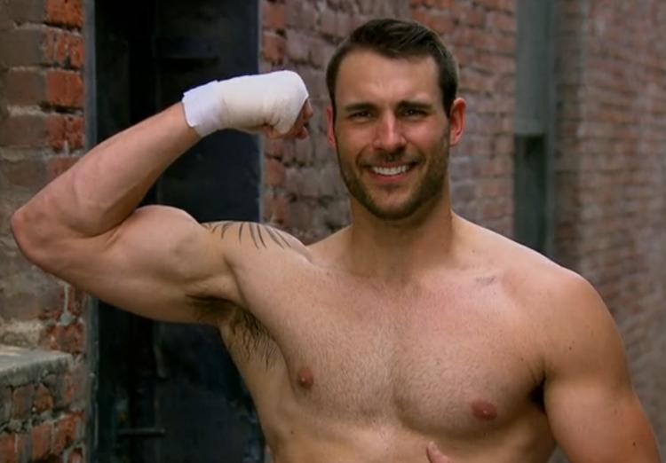 Ben Zorn muscles