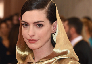 Biggest celebrity divas, Anne Hathaway