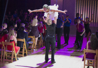 Did Derek Hough Drop Bindi Irwin on Dancing With the Stars?