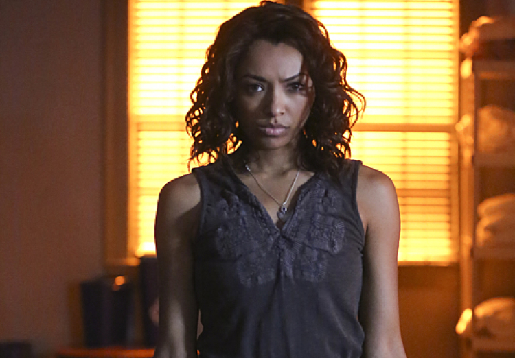 Bonnie in TVD Season 7 Episode 3