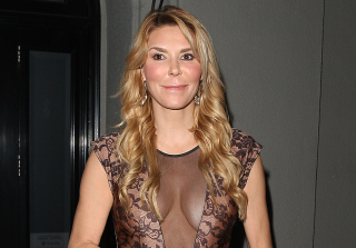 Brandi Glanville Wants 12-Year-Old Son to Ask Date If She's a Virgin (PHOTO)