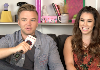 Jillian Rose Reed & Brett Davern Pick Celeb BFFs For 'Awkward' Characters — Exclusive (VIDEO)