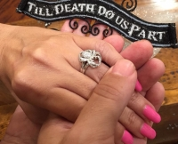 Bridget Marquardt, celebrity engagement rings