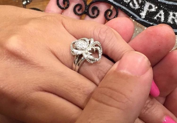 Bridget Marquardt, celebrity engagement rings