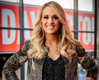"Carrie Underwood Performance On NBC's ""Today"""