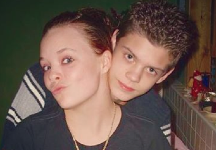 Catelynn and Tyler