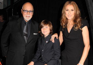 Celine Dion's Son René Charles Is Grown Up and Handsome (PHOTO)