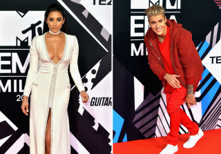 EMAs 2015: Red Carpet Arrivals (PHOTOS)