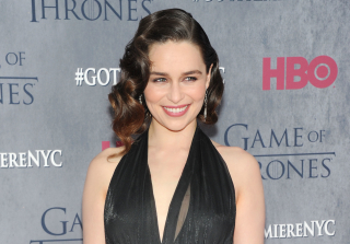 Emilia Clarke Named Sexiest Woman Alive by  Esquire