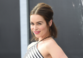 Emilia Clarke Is Owning Her \'Game of Thrones\' Nudity
