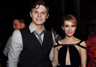 "Emma Roberts and Evan Peters Back On? ""I Just Love Her,"" He Says"