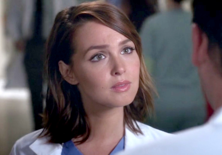 Grey's Anatomy Season 12, Jo, Alex
