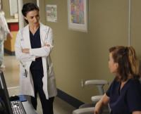 Grey's Anatomy Season 12, Amelia Shepherd, Meredith Grey, Caterina Scorsone, Ellen Pompeo