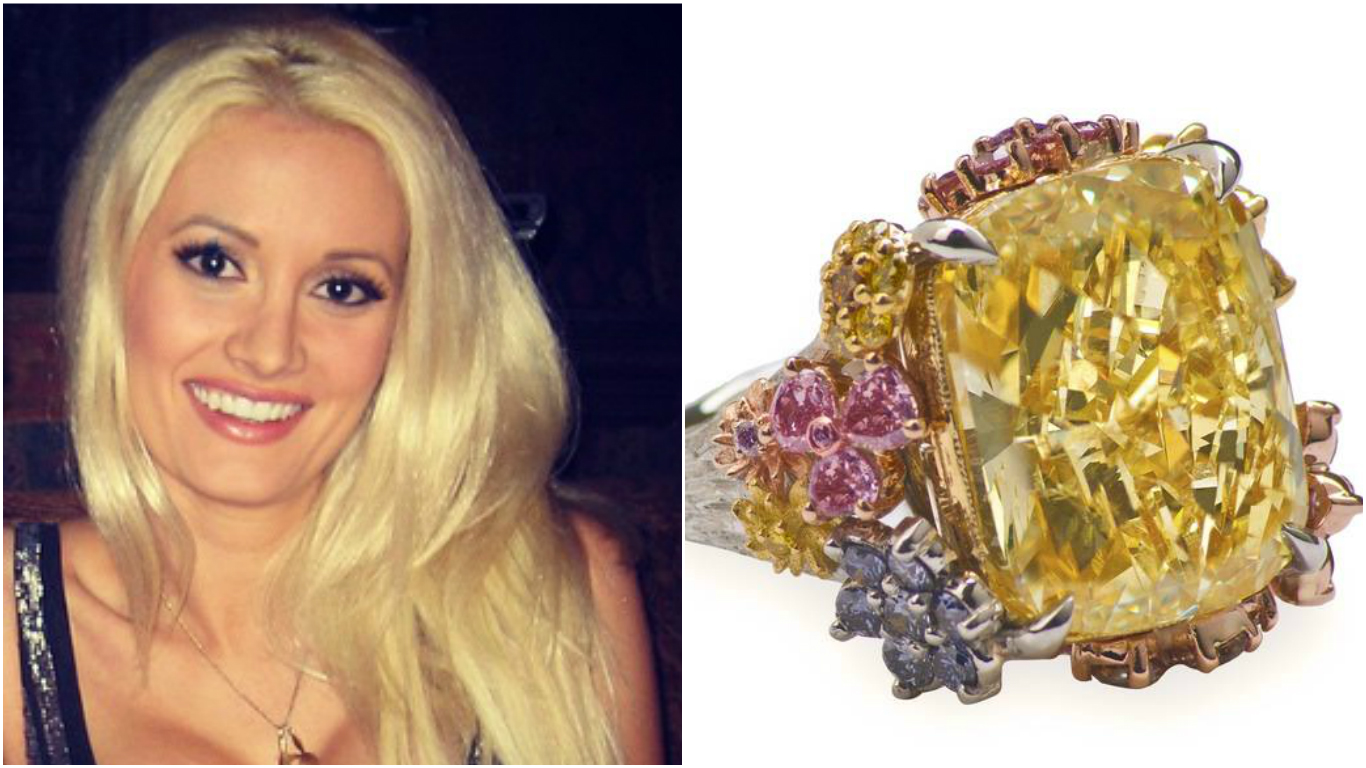 Bridget Marquardt Accepts Spider Engagement Ring 6 More