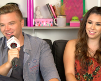 Jillian Rose Reed & Brett Davern