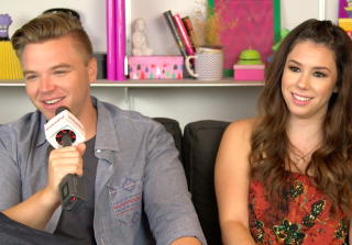 Jillian Rose Reed & Brett Davern Talk 'Awkward' Relationships That Could've Been — Exclusive (VIDEO)