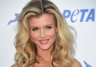 Joanna Krupa Barely Covers Boobs at PETA's 35th Anniversary Party (PHOTO)