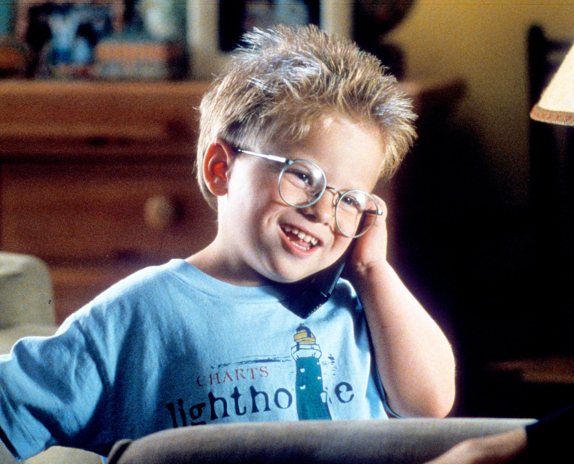 Jonathan Lipnicki, the 'Jerry Maguire' Kid, Turns 25 — See ...