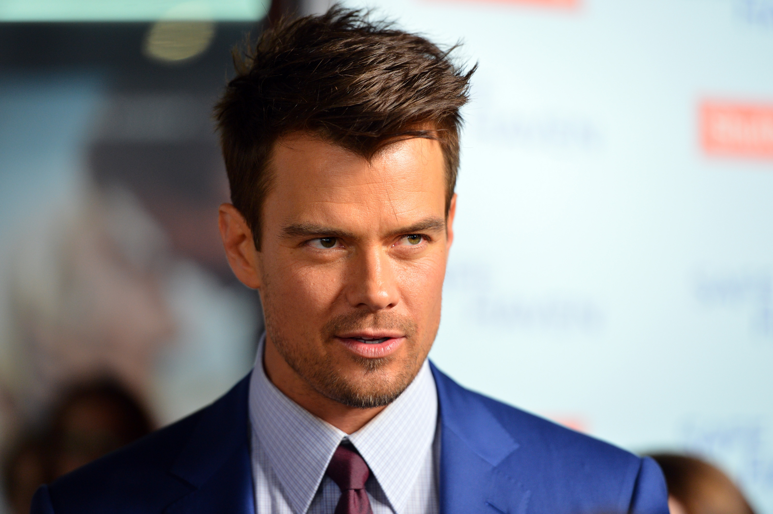Josh Duhamel Not Joining 'Grey's Anatomy' Season 12, Despite ... Josh Duhamel