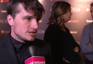 Exclusive — Josh Hutcherson, Jena Malone, and More Talk 'The Rusted' (VIDEO)