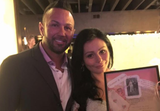 6 Things To Know About JWOWW and Roger's Wedding (PHOTOS)