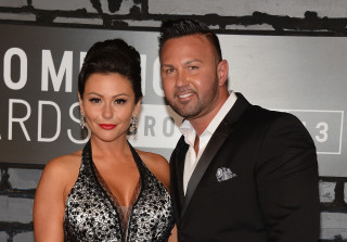 The \'Jersey Shore\' Girls Look Gorgeous at JWoww's Wedding (PHOTOS)