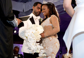 Kandi Burruss and Todd Tucker Land a Spread in Ebony Magazine