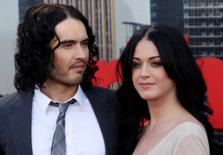 Russell Brand Calls Katy Perry \