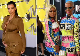 Kim Kardashian Behind Amber Rose and Blac Chyna's Reality Show Cancellation — Report