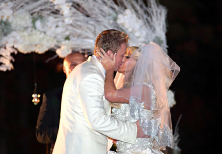 Kim Zolciak wedding