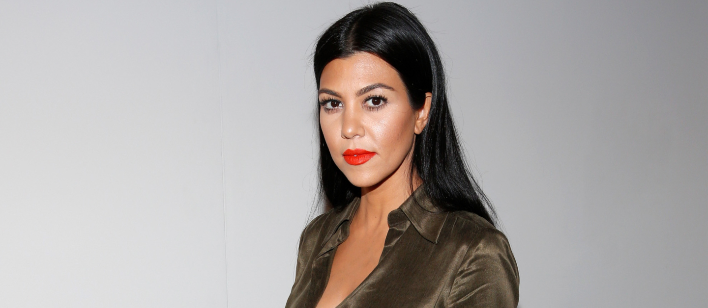 Kourtney Kardashian Vanity Fair