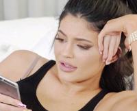 Kylie Jenner first kiss