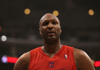 Lamar Odom Stormed Out of Family Intervention With His Kids — Report