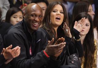Lamar Odom recovery, Khloe Kardashian