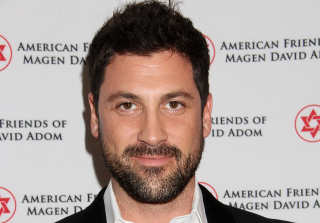 Maksim Chmerkovskiy Shares Incredible Throwback Pic & Story