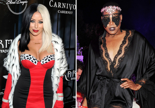 7 Best Costumes From the \'Maxim\' 2015 Halloween Party (PHOTOS)