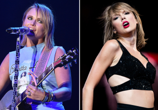 "Miranda Lambert Joins Taylor Swift Onstage For Duet of ""Little Red Wagon"" (VIDEOS)"