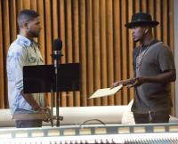 Ne-Yo and Jamal