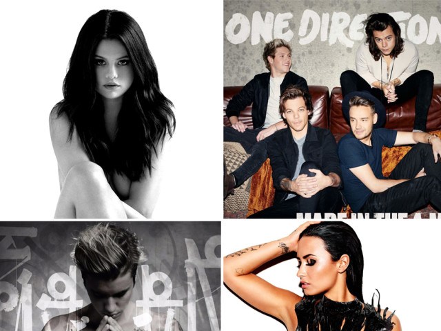 Pop Music releases 2015