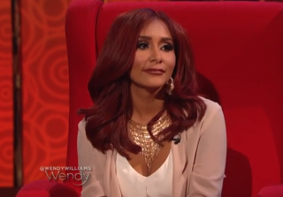 Snooki's Daughter Giovanna Was Conceived While Driving on Highway (VIDEO)