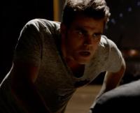 Stefan in the TVD Season 7 premiere