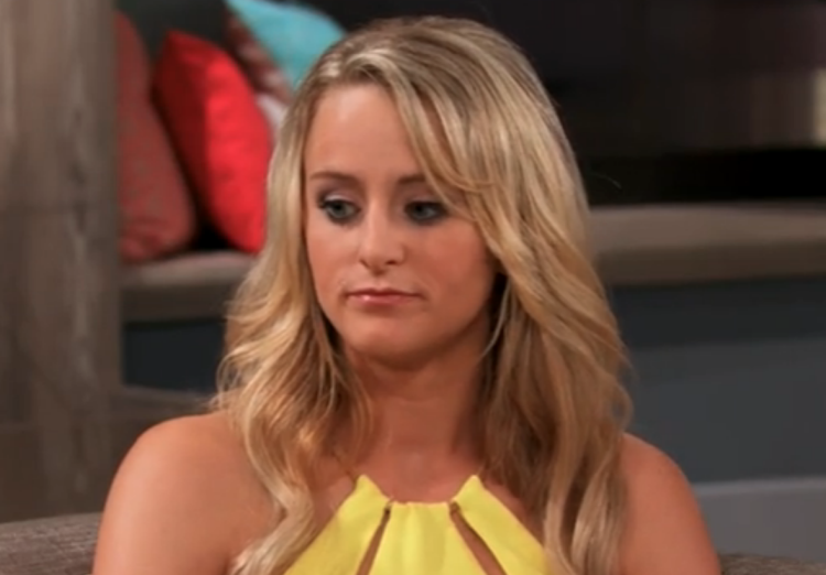 Leah Messer Teen Mom 2 reunion