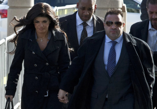 "Joe Giudice in Maximum Security For Arriving to Prison ""Completely Wasted"" — Report"