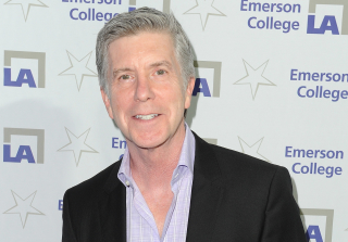 Tom Bergeron's Mom Dies 4 Months After Death of his Father (PHOTO)