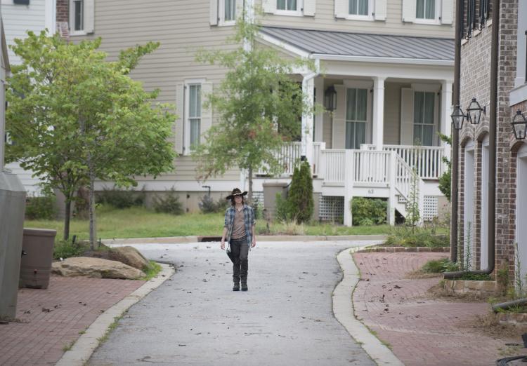 Carl The Walking Dead Season 6