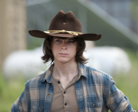 Carl The Walking Dead Season 6