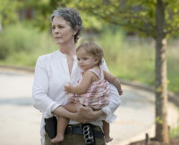 Carol Baby Judith The Walking Dead Season 6