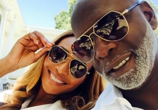 Cynthia Bailey & Peter Thomas Fight Over Move to Charlotte (VIDEO)
