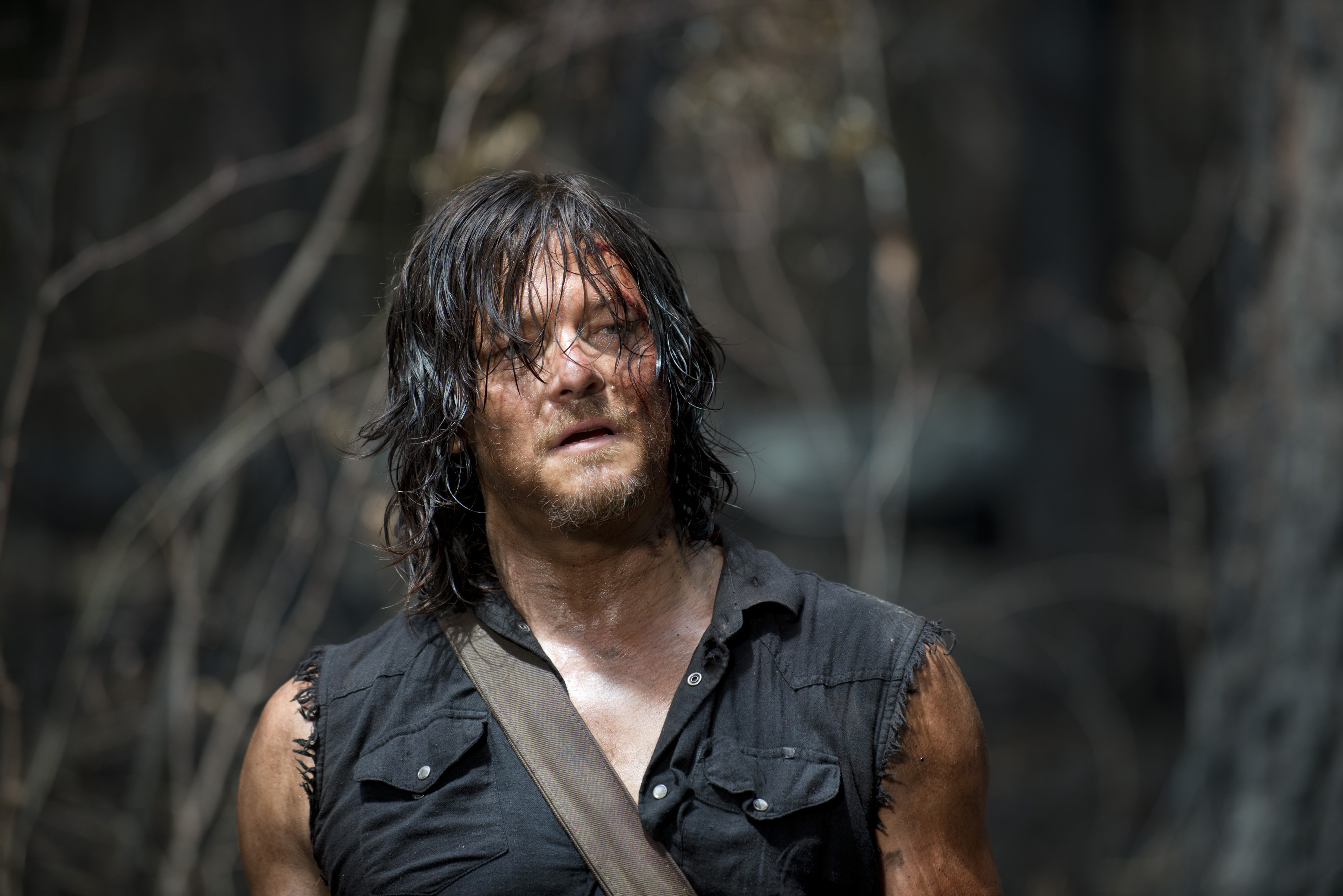 Walking Deads Norman Reedus talks about his recent