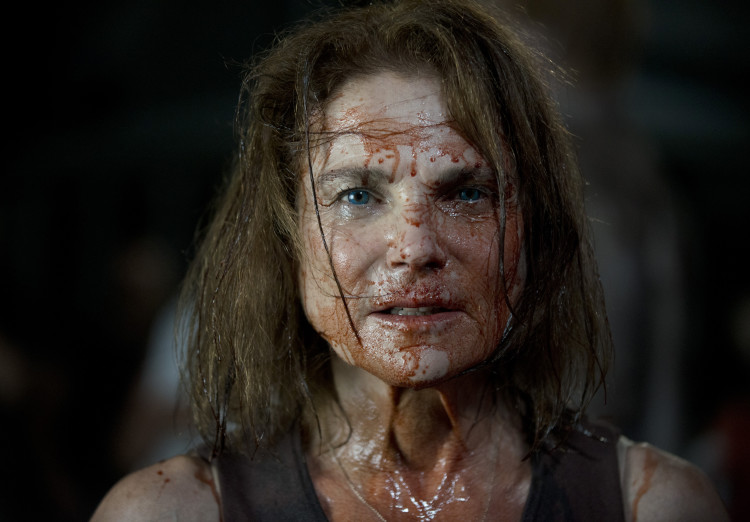 Deanna The Walking Dead Season 6
